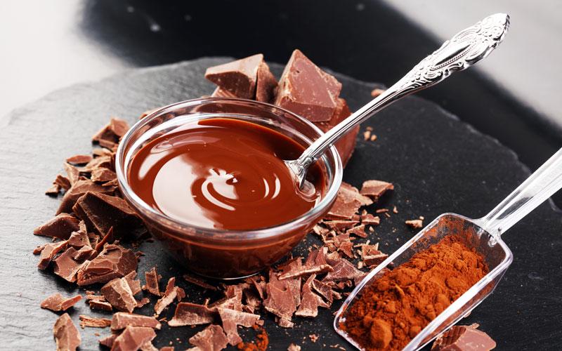 Hướng dẫn cách làm socola từ bột ca cao