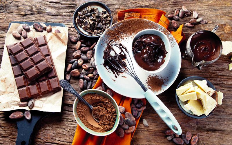 cách làm socola từ bột ca cao tại nhà