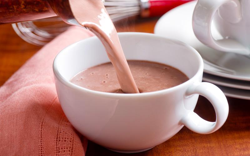 Cách pha socola nóng kiểu Châu Âu từ cacao nguyên chất
